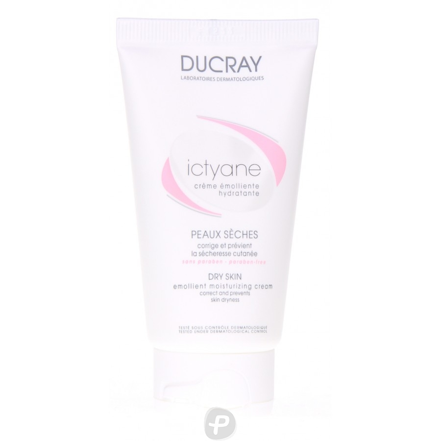 ducray ictyane cr me emolliente hydratante peau s che pharma360. Black Bedroom Furniture Sets. Home Design Ideas