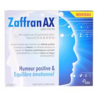 Zaffran AX humeur positive et...