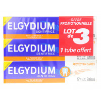 Dentifrice Protection Caries Lot...