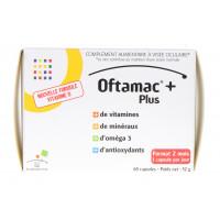 OFTAMAC + Plus Capsules à visée...