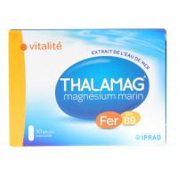Thalamag Magnésium Marin Fer Vit. B9