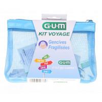 Kit de Voyage Gencives Fragiles
