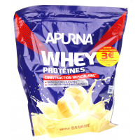 Whey Protéines Banane Construction...