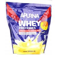 Whey Protéines Vanille...