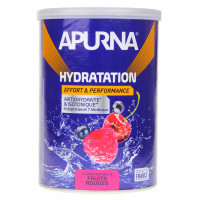 Boisson Hydratation Fruits Rouges