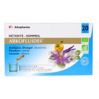 Arkofluides Détente - Sommeil Bio