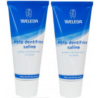 Pâte Dentifrice Saline Lot de 2