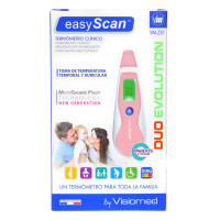 EasyScan Thermomètre Frontal Duo...