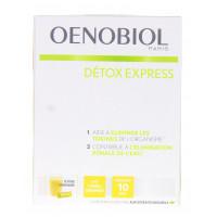 Détox Express Citron Gingembre