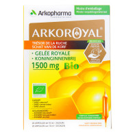 Arko Royal Gelée Royale Bio 1500 mg