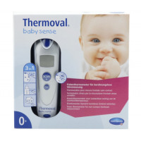 Thermoval Baby Thermomètre Frontal