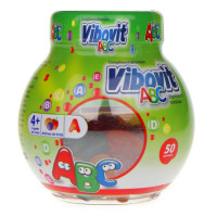 Vibovit ABC Vitamines Dès 4 ans 50...