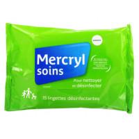 Mercryl Lingettes Antiseptique
