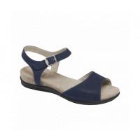 HELYETTE Sandales Bleu Marine