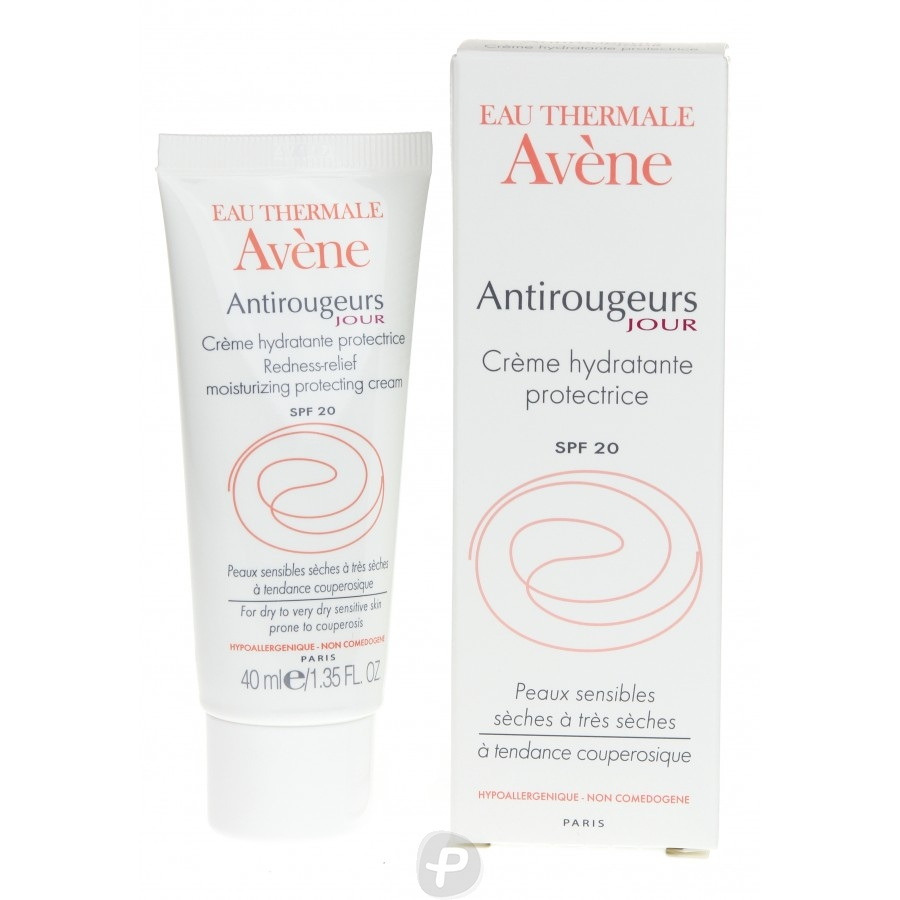 avene antirougeurs jour cr me hydratante protectrice peaux s ches tr s s ches pharma360. Black Bedroom Furniture Sets. Home Design Ideas
