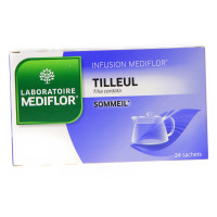 Tilleul Sommeil Infusions 24 Sachets