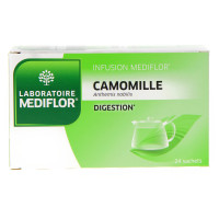 Camomille Infusions 24 Sachets