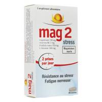 Mag 2 Stress 30 Comprimés