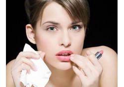 Maquillage et fond de teint